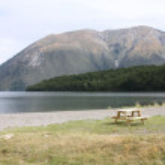 New Zealand national park — Stock Photo
