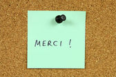 French language — Stock Photo
