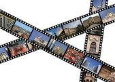 Filmstrips — Stock Photo
