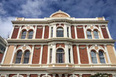 Colonial architecture — Stock Photo