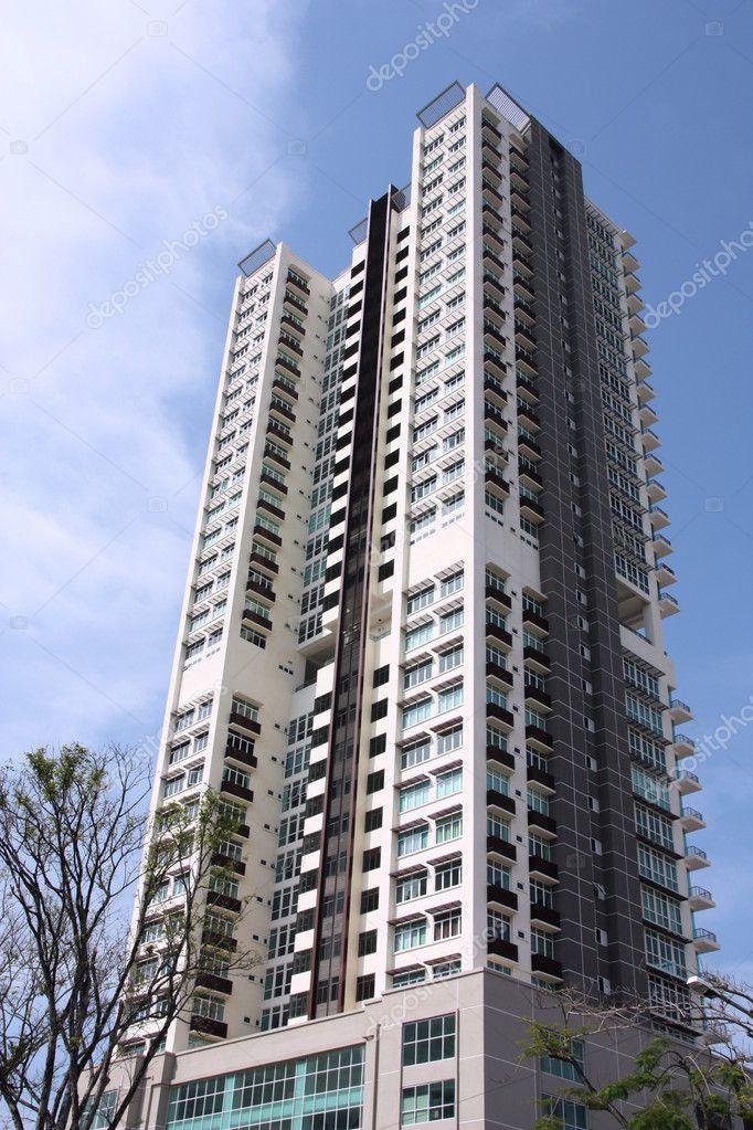 Malaysia skyscraper stock photo tupungato 4531358 for Apartment design malaysia
