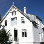 blanc maison — Photo