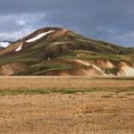 アイスランドの山 — ストック写真