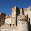 Medieval castle in Spain — Stock Photo