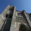 Avila cathedral — Stock Photo