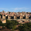 Avila townscape - Stock Photo