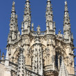 Stock Photo: Burgos cathedral