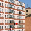 Стоковое фото: Modern apartment building