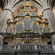 Stockfoto: Pipe organ