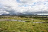 Thingvellir National Park — Stock Photo