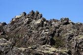 Lava rocks — Stock Photo