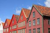 Bergen — Foto de Stock