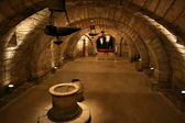 Crypt interior — Stock Photo