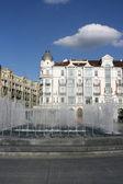 Valladolid — Stockfoto