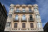 Spanish architecture — Stockfoto