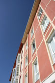 Streszczenie architektury mieszkaniowej — Zdjęcie stockowe