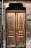 Ornamental door — Stock Photo