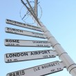 Stock Photo: Destinations