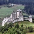 Castle in Tyrol - Stock Photo