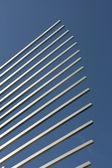 Contemporary sculpture — Stock Photo