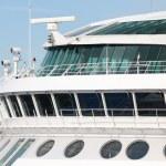 Постер, плакат: Cruise ship