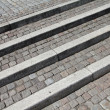 Granite stairs — Stock Photo #4564781