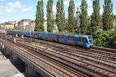 Stockholm Metro — Stockfoto