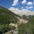 River in Rocky Mountains — Stock Photo