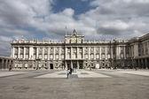Madrid castle — Stock Photo