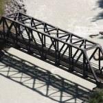 Girder bridge — Stock Photo