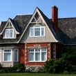 Old style house — Stock Photo