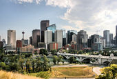 Calgary — Stock Photo