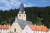 Czech Republic - Rozmberk — Stock Photo