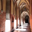 Malbork castle - Stockfoto