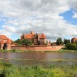 Malbork — Stock Photo #4628320