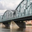 Truss bridge — Stock Photo