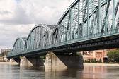 Bridge truss — Photo