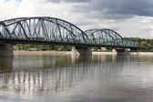 Brücke über den — Stockfoto