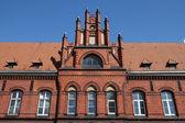 Poland - Grudziadz — Stock Photo