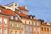 Varšava — Stock fotografie