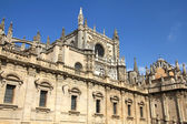 Sevilla, španělsko — Stock fotografie