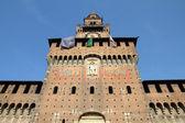 Milan, Włochy — Zdjęcie stockowe