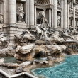 Rome - Trevi Fountain — Stock Photo