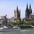 Cologne, Germany — Lizenzfreies Foto