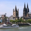 Cologne, Germany — Stock Photo #4658906