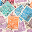 Stock Photo: Stamps