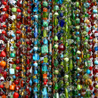 Colorful beads — Stock Photo