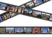 35mm film — Stock Photo