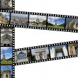 Royalty-Free Stock Photo: Filmstrips