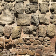 Old wall in Rome - Stock Photo